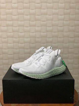 🚚 Adidas Alphaedge 4D White US9.5