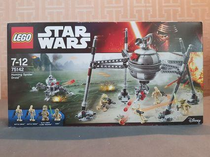 LEGO - Star Wars Homing Spider Droid (75142)