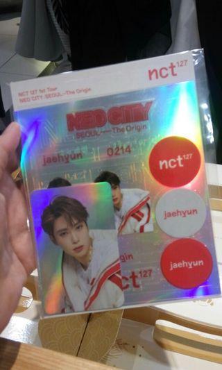 Neo City Holo PC - Jaehyun NCT