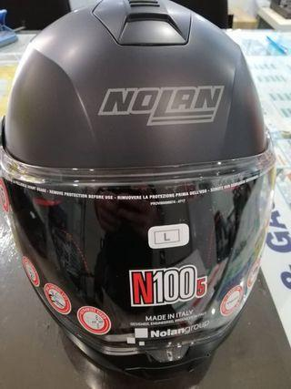 NOLAN N100-5 CLASSIC MODULAR HELMET