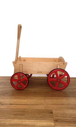Original Moover Prairie Wagon