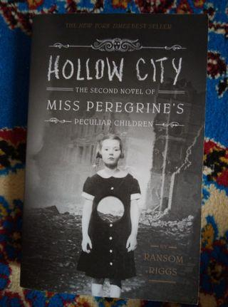 Sec Novel of Miss Peregrine's : Hollow City