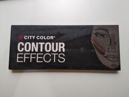 City Color Contouring, Bronzer dan Highlighter