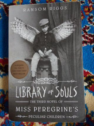 Third Novel of Miss Peregrine's : Library of Souls