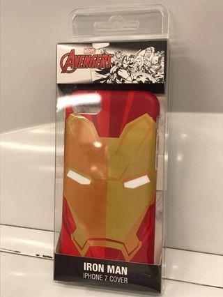 包平郵 Marvel Avengers Iron Man iPhone7 Tribe cover case