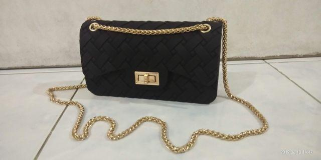 Class A Jelly Sling Bag