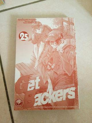 Get Backers 25