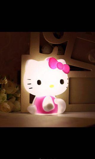 Hello Kitty Small Night Light Bedroom Light