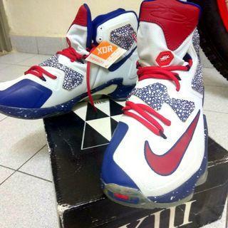 Nike Zoom LeBron 13 Basketball Sneakers
