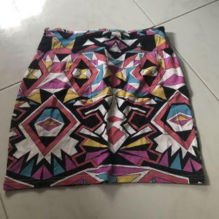 🚚 Abstract Skirt
