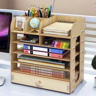 書桌收納架 書架 雜物 置物架