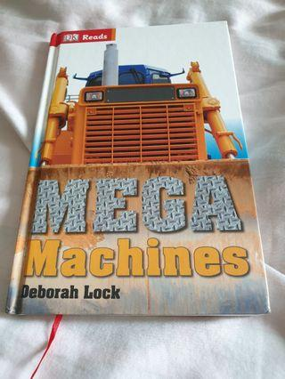 🚚 DK Reads - Mega Machines by Deborah Lock
