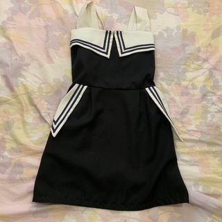 Nautical sailor dress