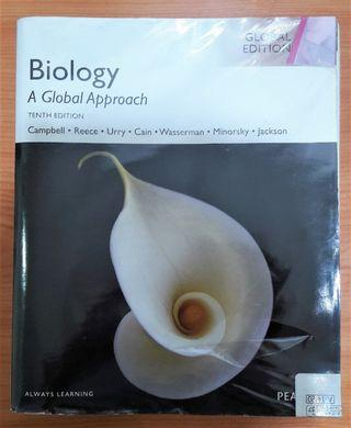 Biology: A Global Approach (10th Edition)