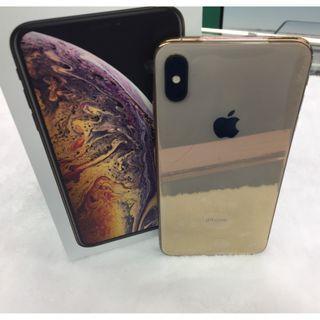 iPhone Xs Max-64G金色.白色
