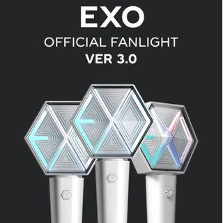 EXO Official Lightstick Ver.3.0