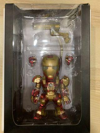 🚚 IRONMAN IRON PATRIOT WAR MACHINE 15CM COLLECTIBLE FIGURINE WITH LIGHTS FROM EYES AND CHEST
