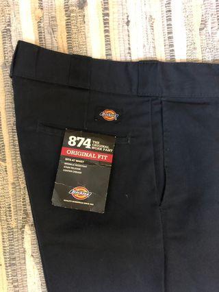 Dickies Pants 874 Dark Navy