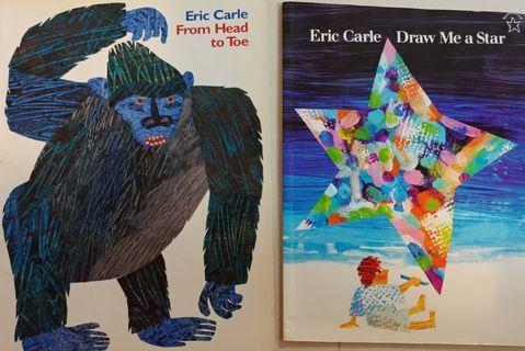童書Eric Carle系列