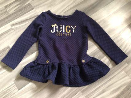 Juicy culture babydoll top