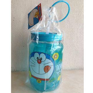 多啦A夢 Doraemon  杯連飲管