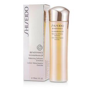 Shiseido 資生堂 Benefiance WrinkleResist24 Balancing Softener Enriched Lotion 150ml 抗皺平衡健膚水