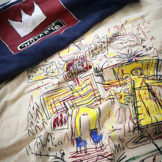 Jean Michel Basquat Uniqlo T Shirt Set