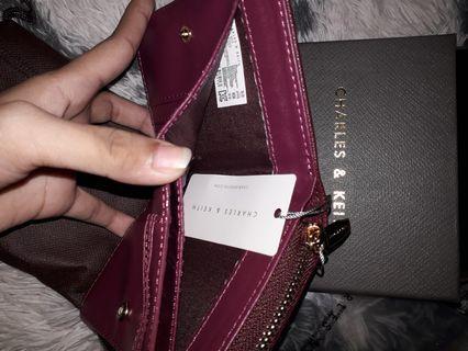 Mini wallet CK