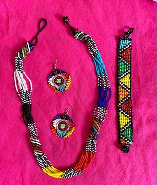 Colorful Set of 3!