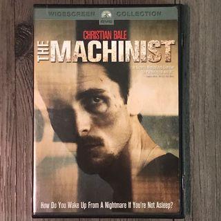 The Machinist DVD (Region 1)
