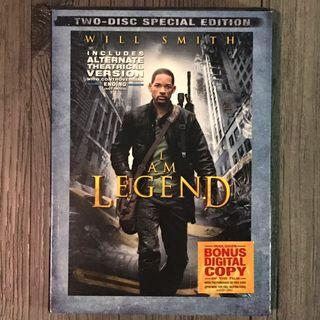 I Am Legend DVD (Region 1)