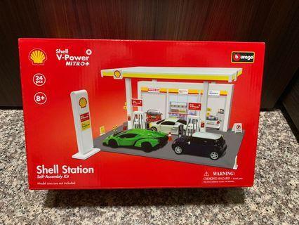 🚚 Self-assemble Shell Station