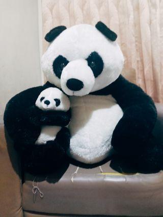Boneka Panda Besar - Smile