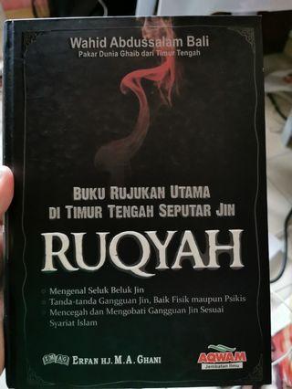 Buku Ruqyah