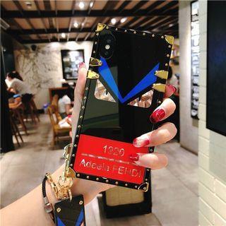 Oppo F9 luxury fendi design casing.