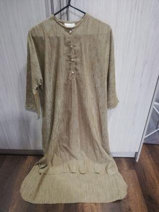 Azura Azwa Long Tunic / Jubah