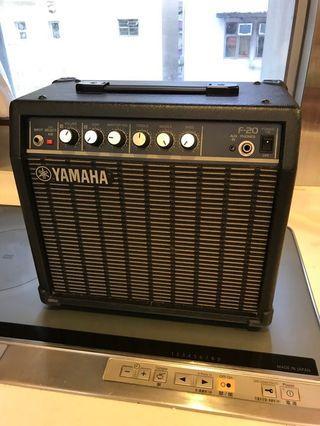 Yamaha F-20 Guitar Amplifier