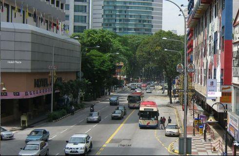 [RENT]THE MAIN ROAD OF CITY CENTRE , SHOP GROUND FLOOR IN JLN RAJA LAUT