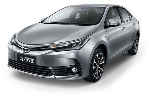 Super affordable Toyota Altis for rent!
