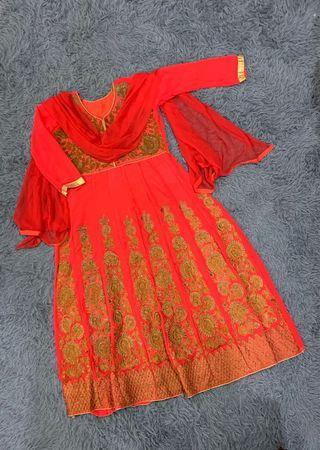 Indian Dress Anarkali