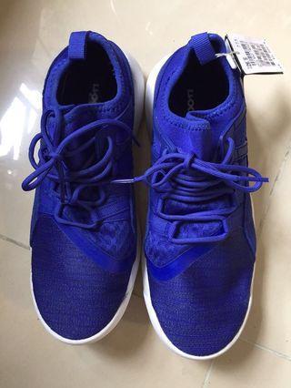 全新彩藍色波鞋