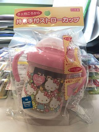 日本Hello Kitty 便攜水杯
