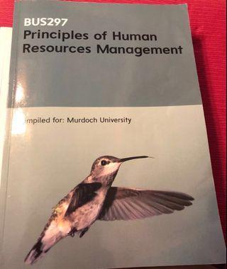🚚 BUS297 Principles of Human Resources Management