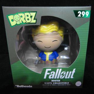 [CLEARANCE] Dorbz Fallout Vault Boy Rooted Funko Pop