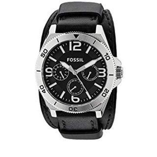 Fossil Murray Analog Black Dial Men's Watch BQ1719