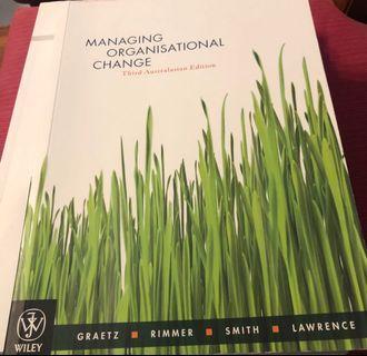 🚚 BUS298 Organization Change & Development