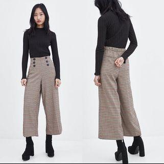 NEW Zara Culotte / Kulot