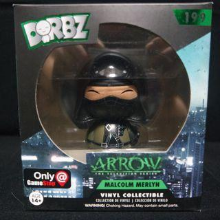 [CLEARANCE] [GS Exclusive] Dorbz Malcolm Merlyn Arrow Funko