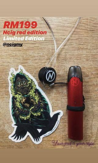NCIG RED EDITION (LIMITED)