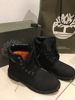 Timberland Water Proof Black Boots READ THE DESCRIPTION FIRST BEFORE PM